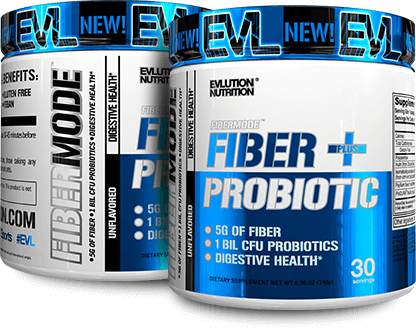Fiber + Probiotic Containers