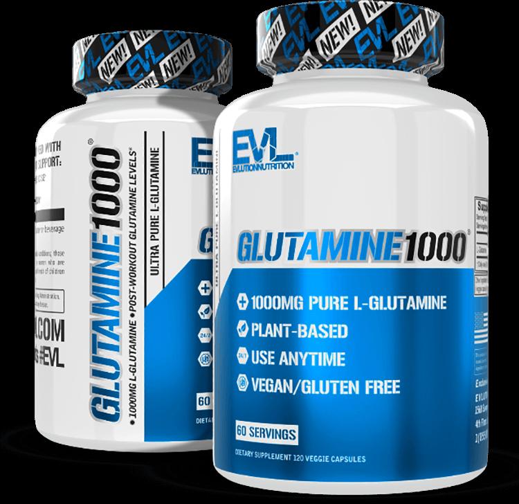 Glutamine1000 Containers