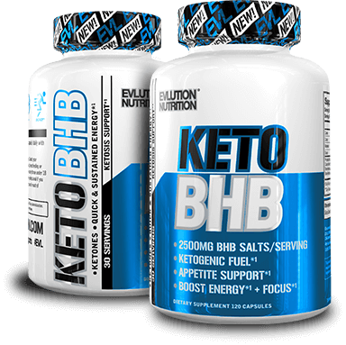 Keto BHB Containers