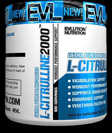 L-Citrulline Container