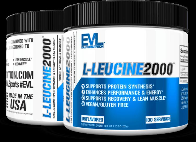 L-Leucine2000 Containers