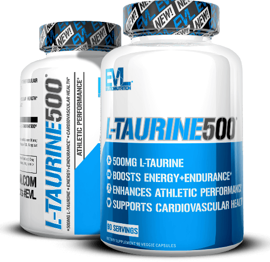 L-Taurine500 Containers