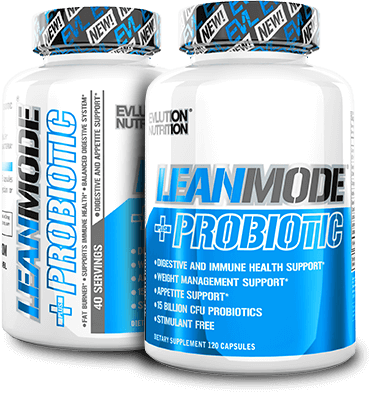LeanMode Plus Prebiotic Containers