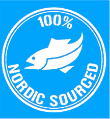 100% Nordic Sourced