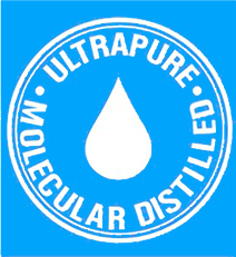 Ultrapure | Molecular Distilled