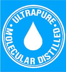 Ultrapure | Molecular Distilled