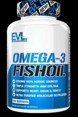 Omega-3 Fish Oil Product