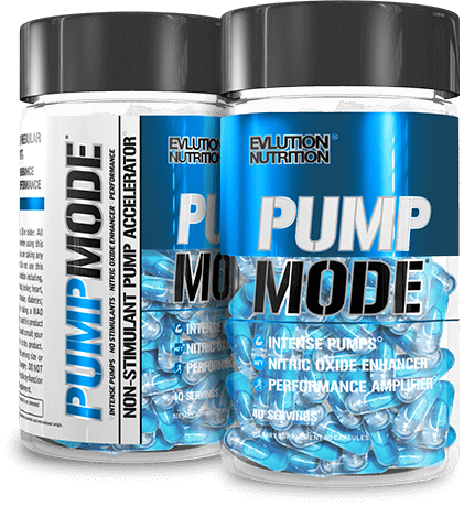 Pump Mode Capsules Containers