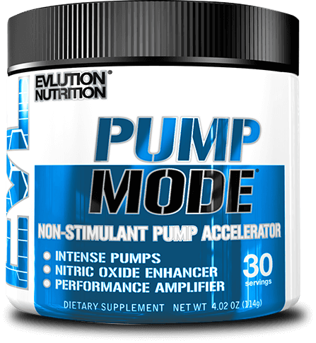 Pump Mode Container
