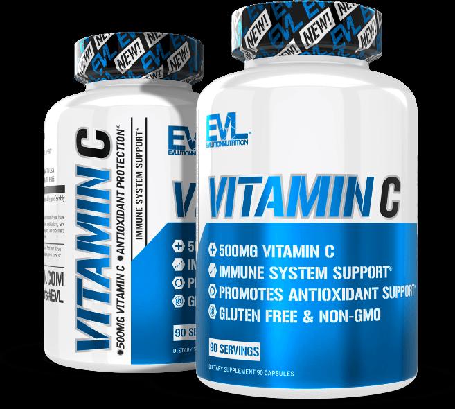 Vitamin C Containers