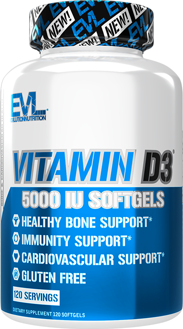 Vitamin D3 Containers