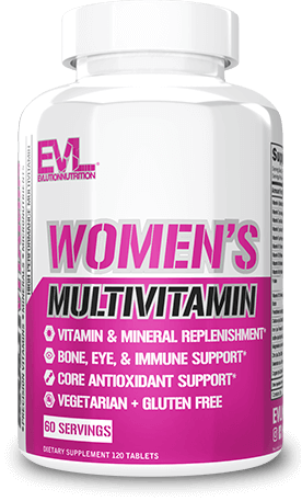 Women's Multivitamin bottle