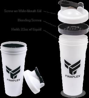 Finaflex Shaker Diagram