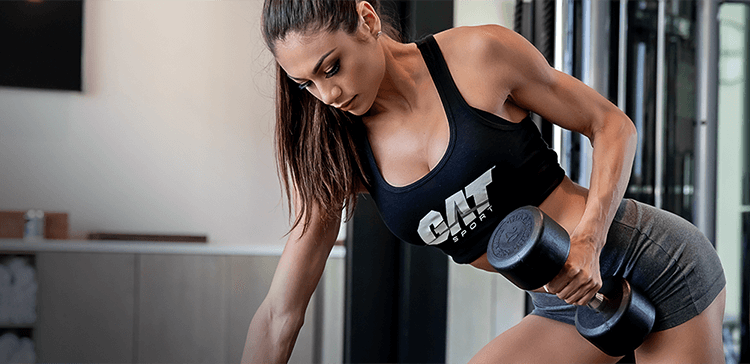 Female GAT Athlete