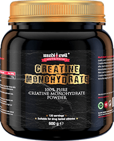 Creatine Monohydrate Container