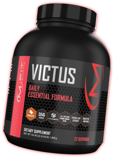 Victus Meal Replacement Container