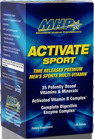 Activate Sport Box