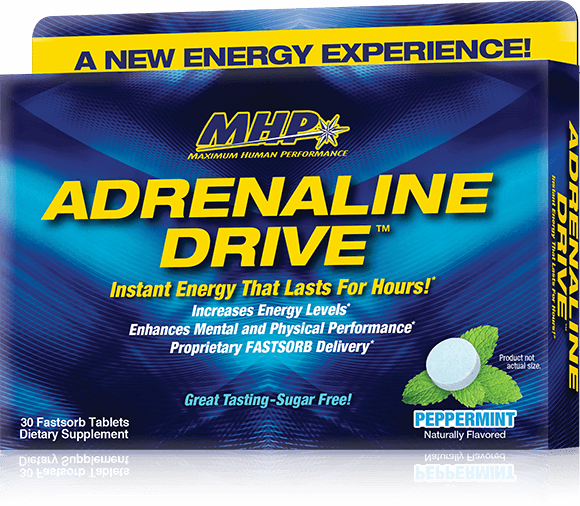 Adrenaline Drive Box