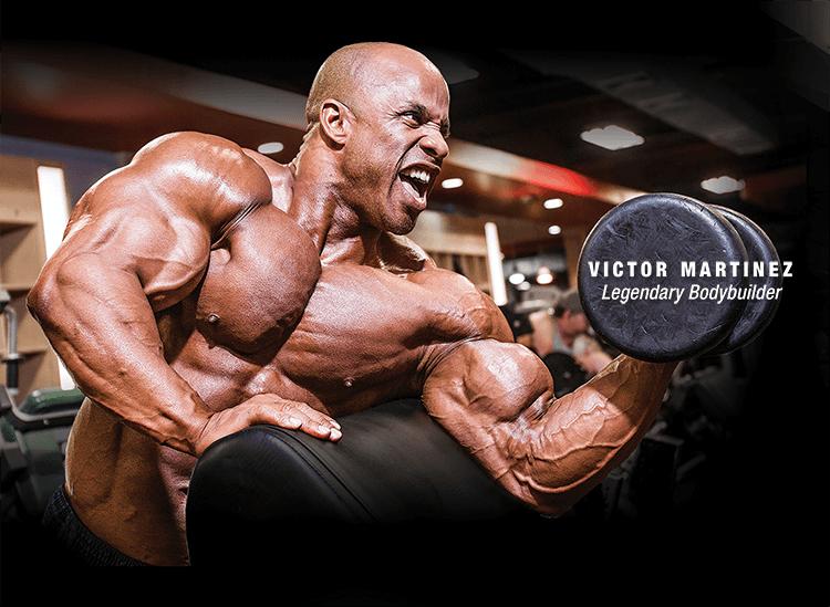 Victor Martinez | Legendary Bodybuilder