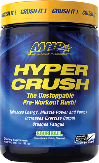 Hyper Crush Container