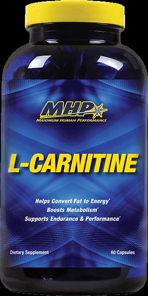 L-Carnitine Bottle