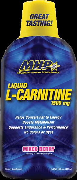 L-Carnitine Liquid Bottle