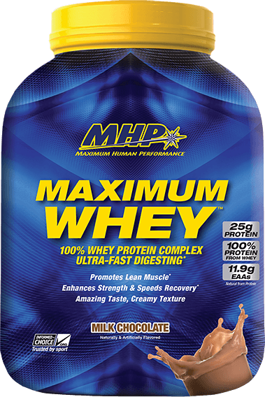 Maximum Whey Container