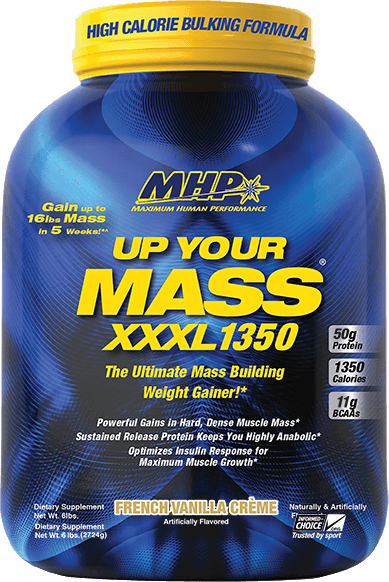 Up Your Mass XXXL1350 Container