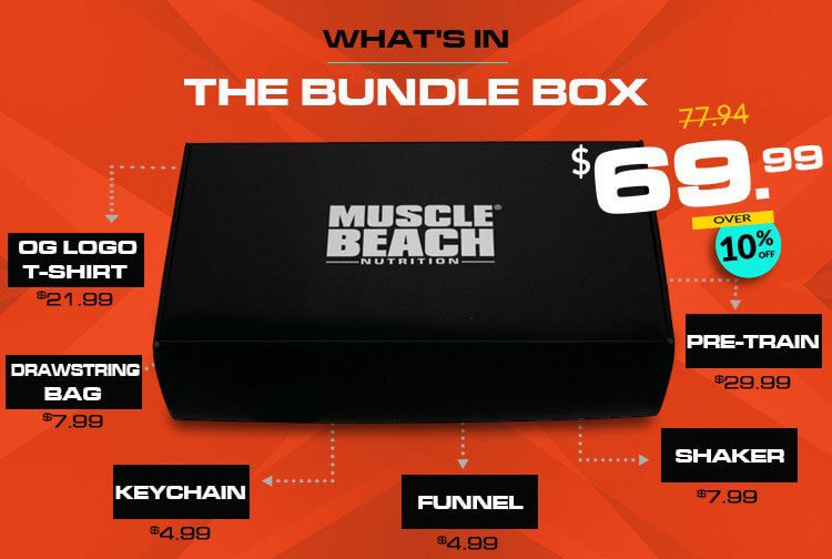 bundle box showing $77.94 worth of products for $69.99