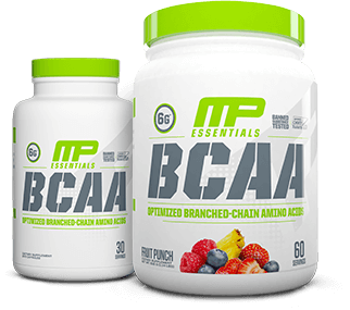 BCAAs Containers
