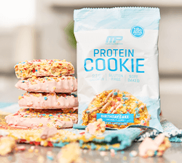 Protein Cookies & Wrapper
