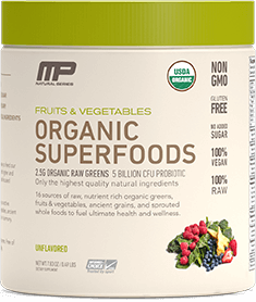 Organic Superfoods Container