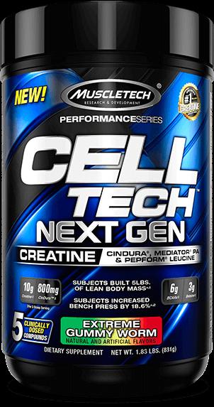 Cell-Tech Next Gen Container