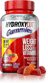 Hydroxycut Gummies Container