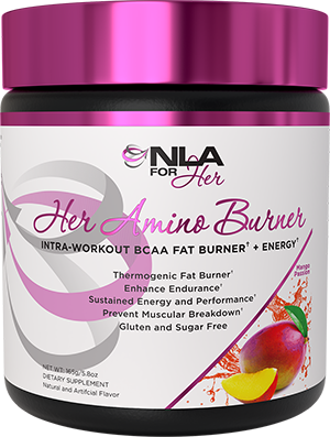Her Amino Burner Container