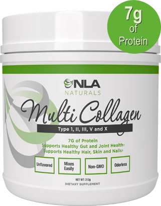 Multi-collagen-bottle