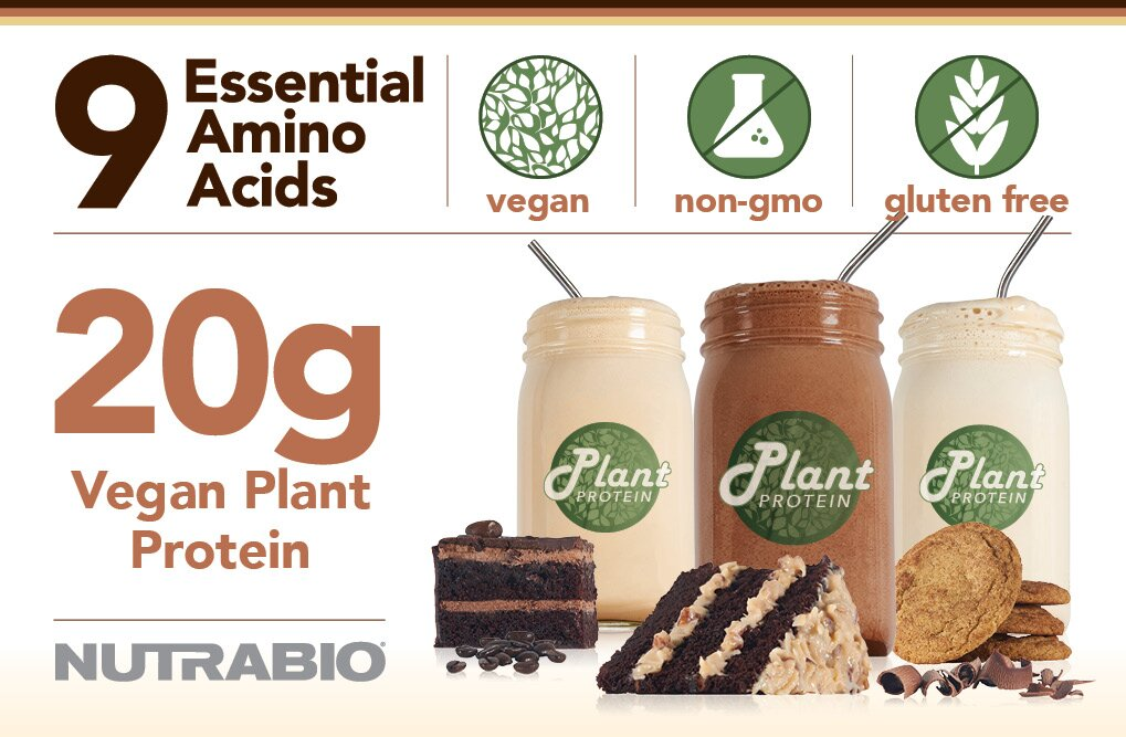 NutraBio Plant Protein - Good to Know