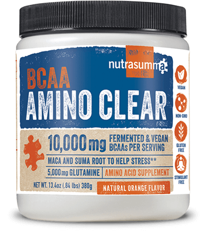 Amino Clear Container