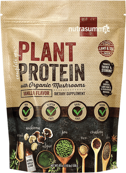Plant Protein Bag