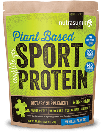 Sport Protein Bag
