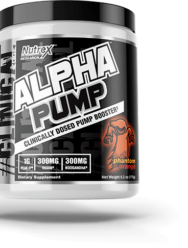 Alpha Pump Container