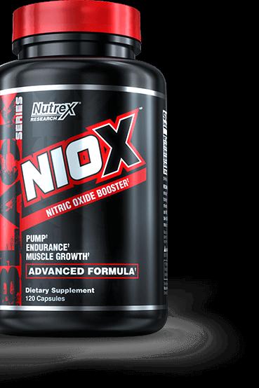 NIOX Black Container