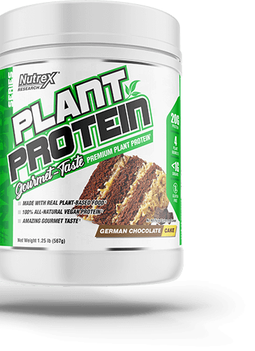Plant Protein Container