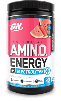 Essential AmiN.O. Energy + Electrolytes Container