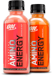 Essential AmiN.O. Energy Ready to Drink Bottles