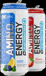 AmiN.O. Energy RTD Cans