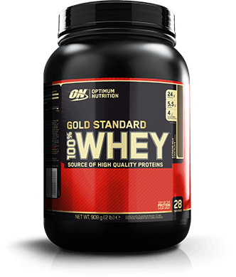 Gold Standard Whey Container