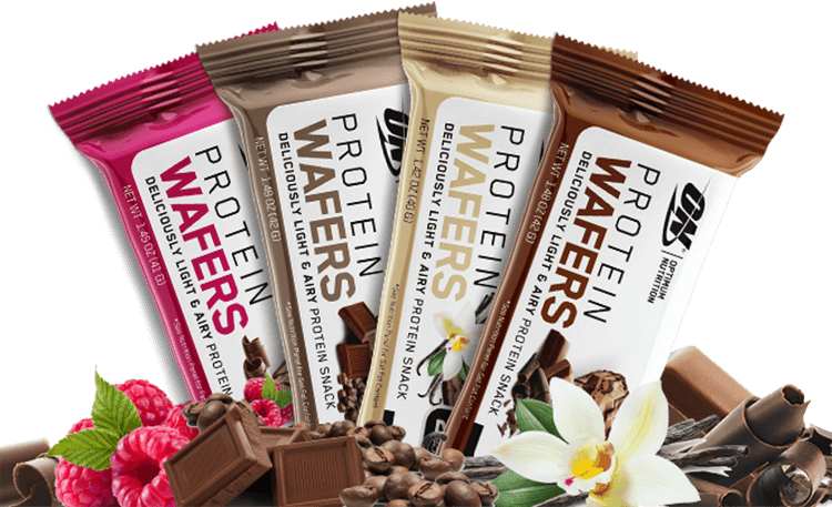 Protein Wafer Packs
