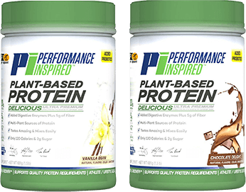 Vanilla & Chocolate Plant protein
