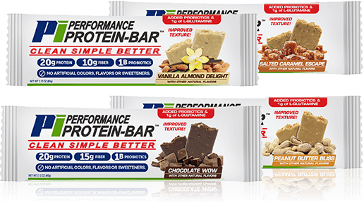 Performance Protein Bars